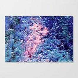 Kingdom of Ice Canvas Print