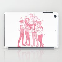 valentines iPad Cases featuring Valentines by pygmy