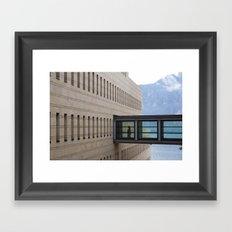 Suspence Framed Art Print