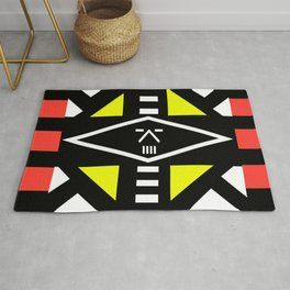 Cosmodrome CD Cover Rug
