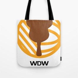 WDW Kingdomcast - Classic logo Tote Bag