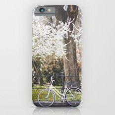 The bike and the spring. Slim Case iPhone 6s