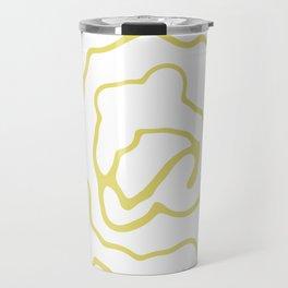 """Doray"" - (white) Travel Mug"
