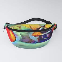 Cat's Ball Fanny Pack