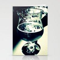 beer Stationery Cards featuring Beer by Derek Fleener
