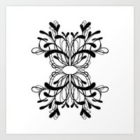Pattern 5 Art Print