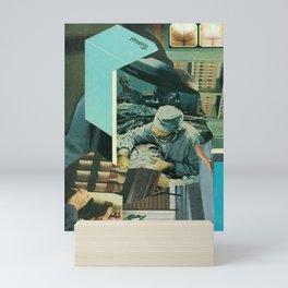 Asslift Mini Art Print