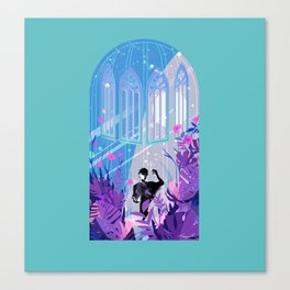 Trapped in this Dream Canvas Print
