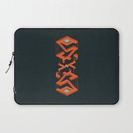 Monument Maze Laptop Sleeve