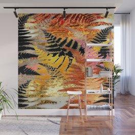 Ferns Wall Mural