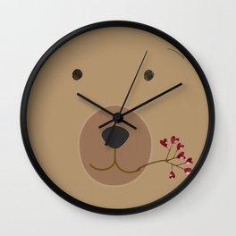os Wall Clock