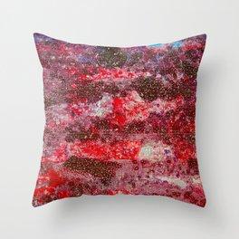 Color Fields: Nexus Throw Pillow