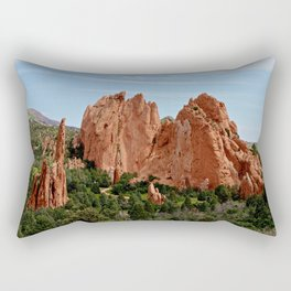 Garden of the Gods 1 Rectangular Pillow