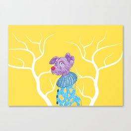 Yorkia Canvas Print