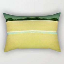 Beach to Paradise Rectangular Pillow