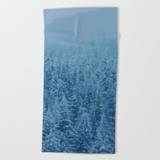 Giant forest Beach Towel