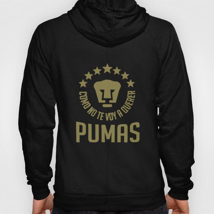 Pumas Unam Mexico Camiseta Jersey Futbol Soccer Universidad Liga Mx Mexico T-Shirts Hoody