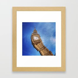 Big Ben, London (2) Framed Art Print