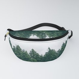 Forest Reflections X Fanny Pack