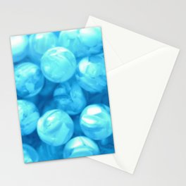 Blue Beachballs | Nadia Bonello | Canada Stationery Cards
