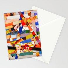 Jacqueline (stripes 7) Stationery Cards