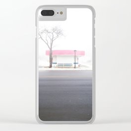 Frosty Freeze Clear iPhone Case