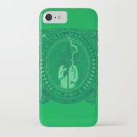 marijuana iPhone & iPod Cases featuring Medicinal Marijuana by victor calahan