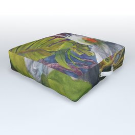 Forty Winks Outdoor Floor Cushion