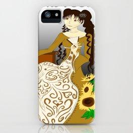 Himawari- The Fool iPhone Case