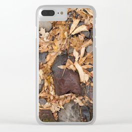 Soon-To-Be Stream Clear iPhone Case