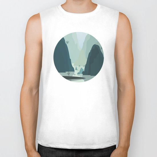 My Nature Collection No. 24 Biker Tank
