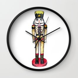 The Nutcracker Prince 2 Wall Clock