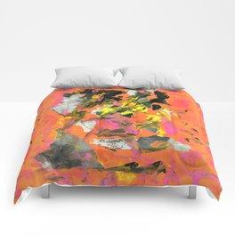 THRASHED! Comforters