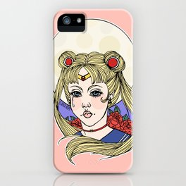SailrMccn iPhone Case