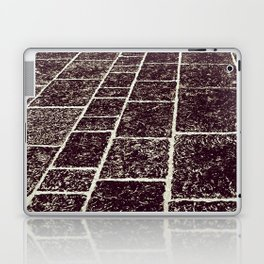 texture of the old stone paving Laptop & iPad Skin