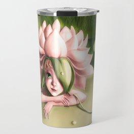 The Nymph Elea Travel Mug