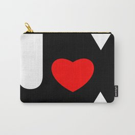 I Love UX Carry-All Pouch