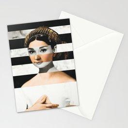 Raphael's La Fornarina & Audrey Hepburn Stationery Cards