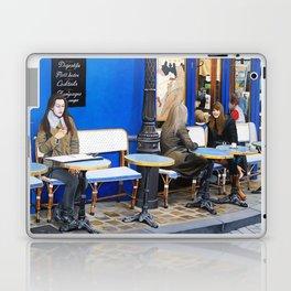 Girls of Montmartre Laptop & iPad Skin