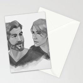 Marcus And Abby Stationery Cards