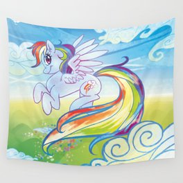 Rainbow Dash - MLP Wall Tapestry