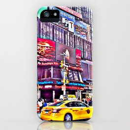 NYC3 iPhone Case