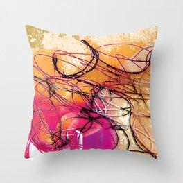 Sisyphus x30 Throw Pillow
