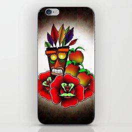 Aku Aku (Crash Bandicoot) iPhone Skin
