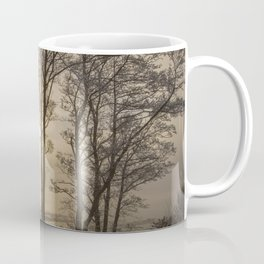 Against the winter sun Coffee Mug