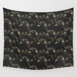 fish pattern Wall Tapestry