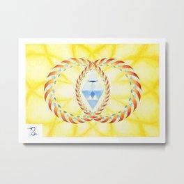 Tetratorus Metal Print