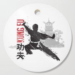 Kung Fu Cutting Board