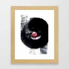 Kollage n°211 Framed Art Print