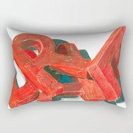 Read Dare Dear Rectangular Pillow